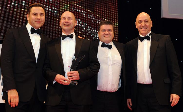 Getting THE Innovative Teacher of the Year Award 2012