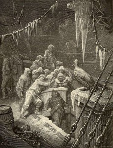 The Albatross by Gustav Doré