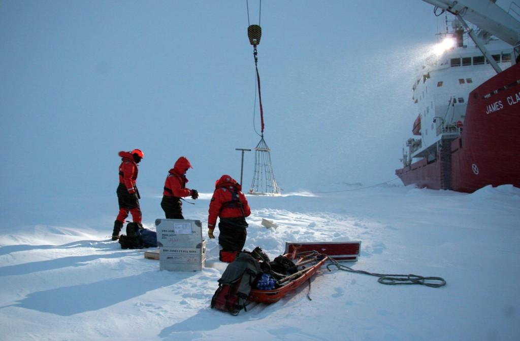 Sea Ice Research