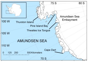 Amundsen Sea Embayment