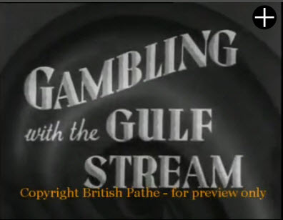 Gambling with the Gulf Stream