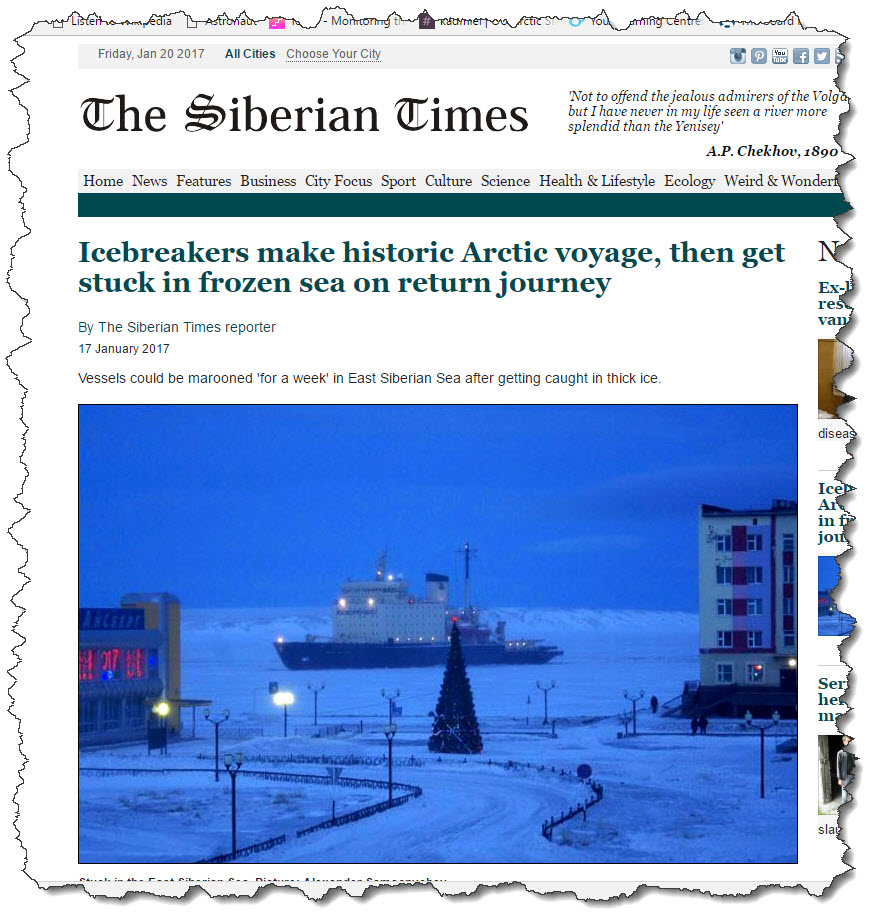 The Siberian Times 17 January 2017.